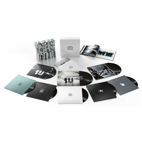 All That You Can't Leave Behind Super Deluxe Edition LP Box von U2 - Boxset jetzt im U2 Shop Shop
