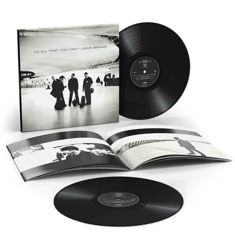 All That You Can't Leave Behind Standard 2LP von U2 - 2LP jetzt im U2 Shop Shop