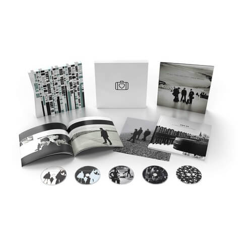 √All That You Can't Leave Behind Super Deluxe CD Box Set von U2 - Box set jetzt im U2 Shop Shop