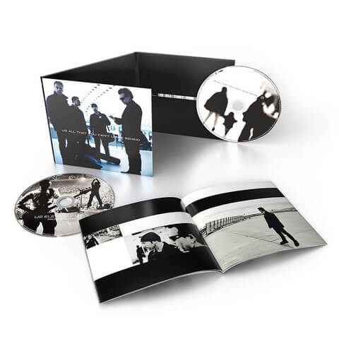 √All That You Can't Leave Behind Deluxe 2CD von U2 - 2CD jetzt im U2 Shop Shop